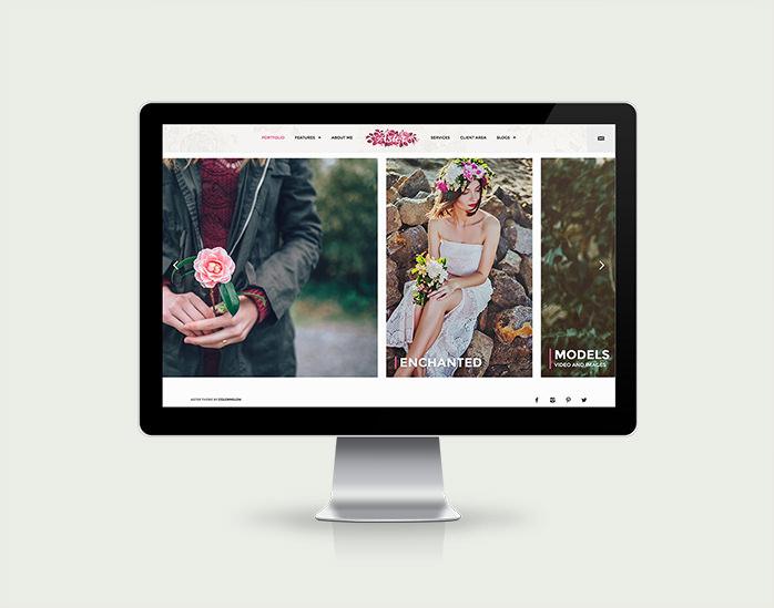 Aster WordPress Theme Screenshot