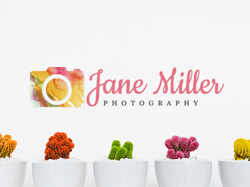 100 Logo Templates For Photographers Free Download