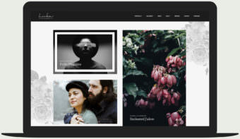 Luka - Elegant and modern photography WordPress portfolio theme