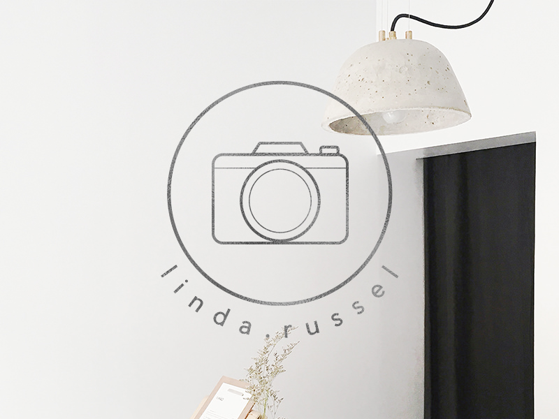 Minimalist photography logo