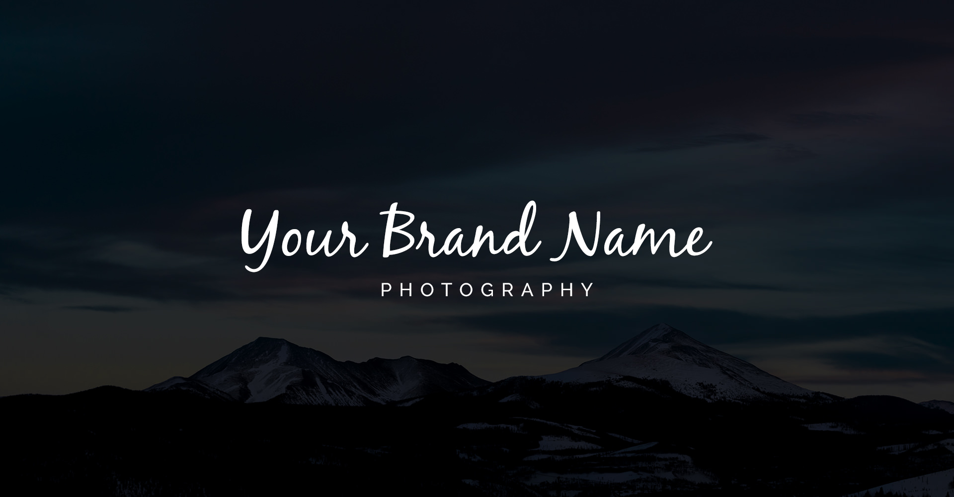 How to create a signature logo for photographers {Tutorial} | Colormelon
