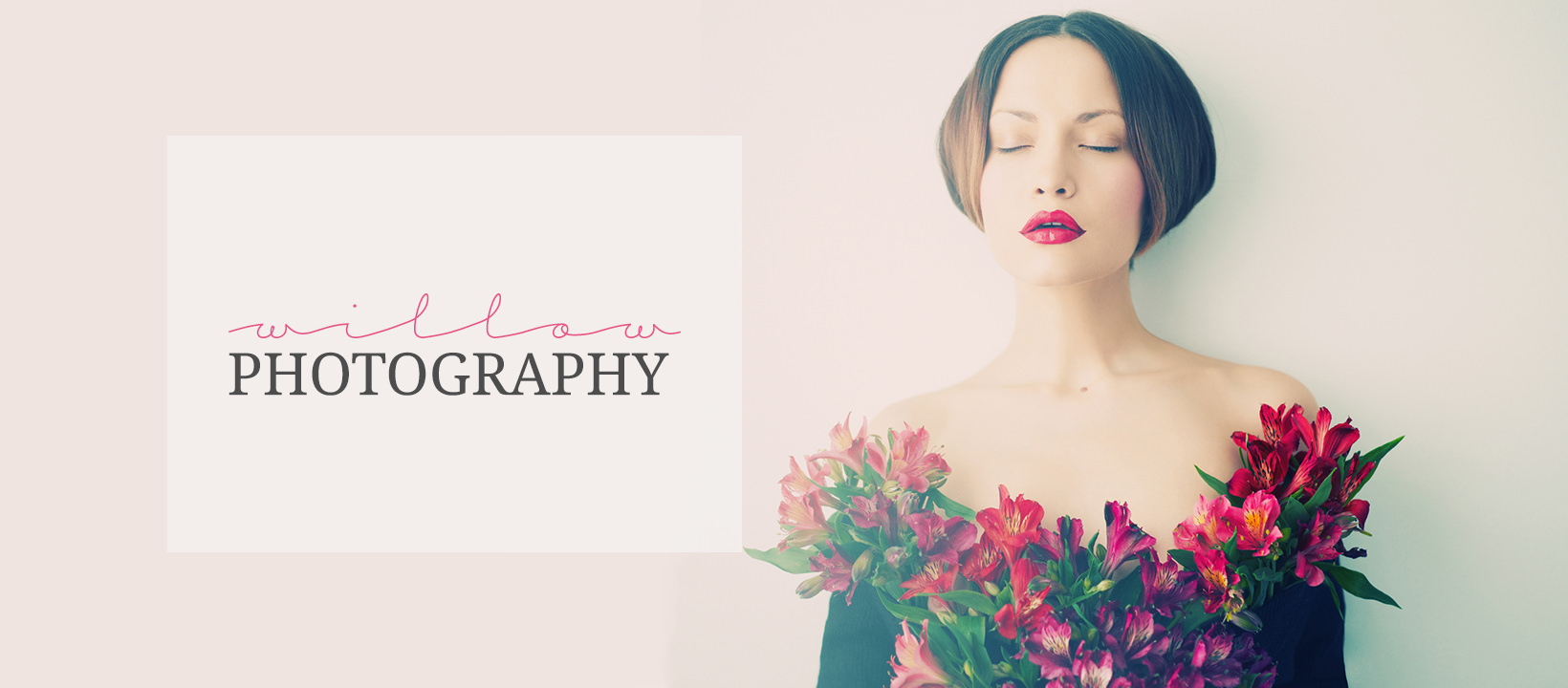 simple facebook cover template for photographers