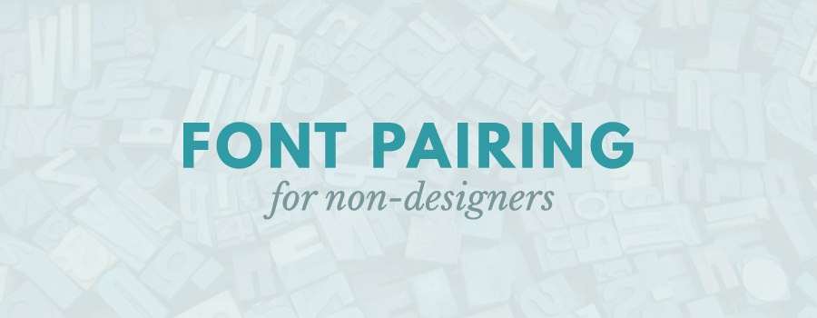 30 free font pairing suggestions for your website | Colormelon