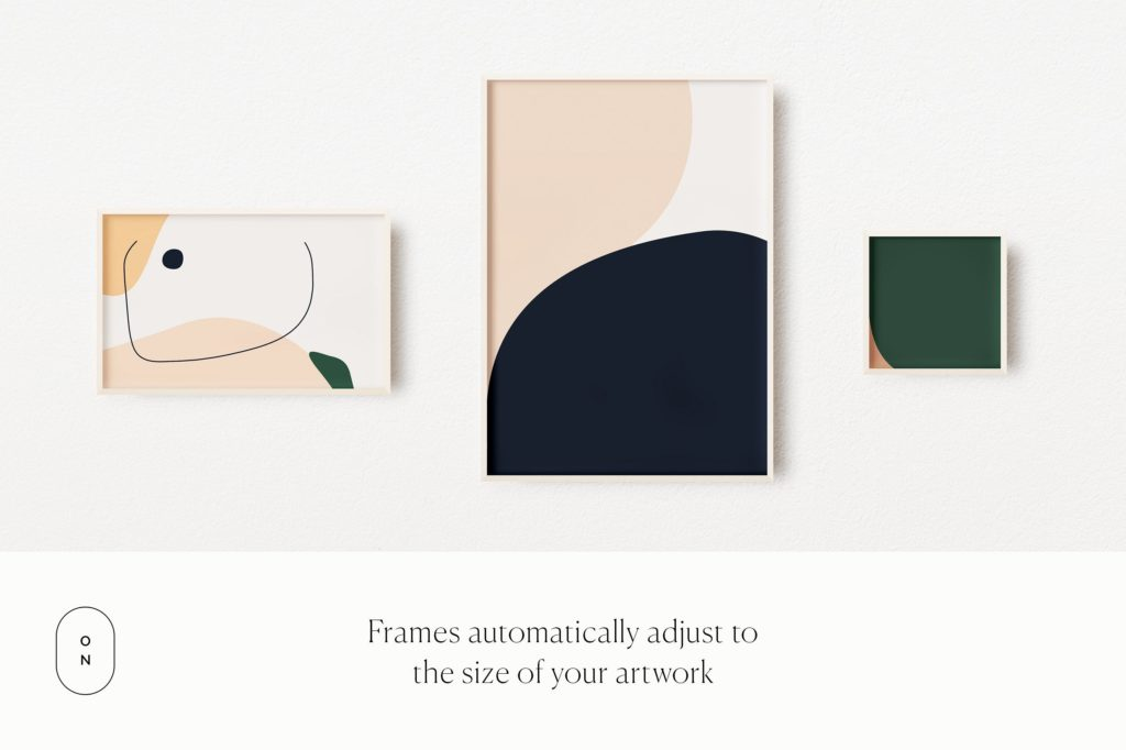 Graphic Design Trend 2019: Modern, Abstract, and Feminine